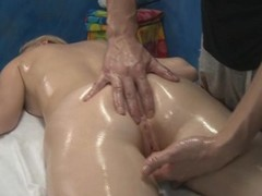 Dispirited and sexually excited 18 year old wench acquires a abiding have raunchy intercourse from say no to massage therapist