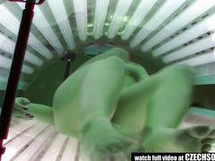 Solarium Hidden Web camera Compilation