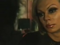 (vintage) transsexual tricks lad into sex