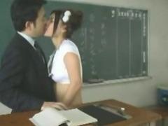 Lustful Student Maria Ozawa