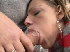 2 barely legal European women screwed hardcore constant by Rocco's constant load of shit