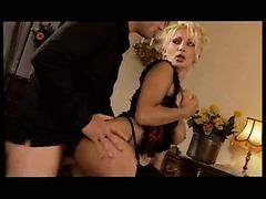 Laura Benefactress & Jessica Fiorentino: Naughty European Sluts