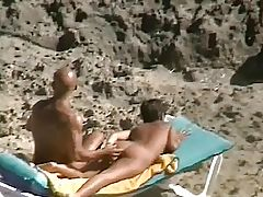 Naked Beach Pair