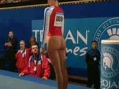 Laughable Making love Gymnastics Vault