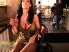 Breasty subfuscous cosset receives sizzling showing part5