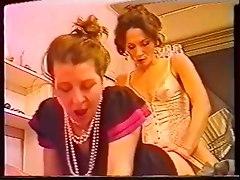 Vanessa del Rio sucks off a Ladyman