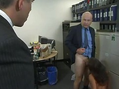 Large marvelous butt acquires drilled hard by two. Office. (Try smth option » Free)