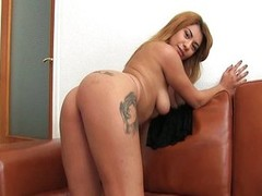 Castingxxx  Soaked Red head chick makes me cum