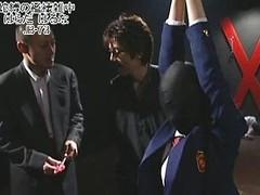 Japanese Schoolgirl Whip &, Castigation JB  #73