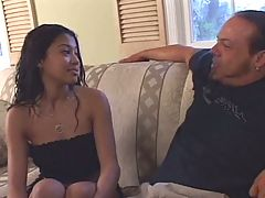 Lalin girl dolly with pierced cunt rides