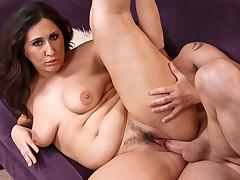 Big simmering Bitch Vanessa Blake drilled with regard to her fat tight fur pie