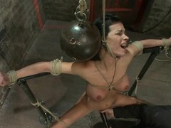 Device serfdom for a lustful siren Bailey Brooks