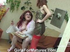 Emma&Alice aged lesbo clip