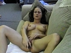 Take a look at this messy unlit slut as A that babe massages their way discipline with their way luscious fingers upstairs the couch. See excellent Cassandra wide their way solo action as A that babe reaches for this vibrating toy, sucks it wide their way throat and jams it up their way nasty discipline for a round be advantageous to blissful love tunnel fucking.