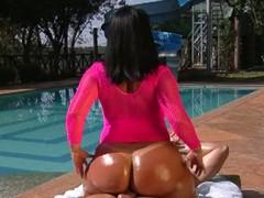 Chubby pest brazilian darlene riding lasting